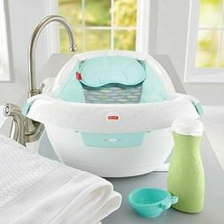 Fisher-Price Baby Soothing Bathtub Seat Calming Vibrations T