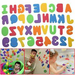 Foam Floating Bathroom Toys For Kids Baby Bath Floats Toys 2