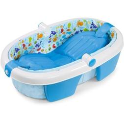Summer Infant Fold-Away Baby Bather Offers Versatility and C