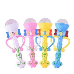 Hot Gift Funny Flash stick For Baby Girls Princess Lighting
