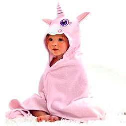 Baby Hooded Towel Upsimples Unicorn Baby Towels for Baby Gir