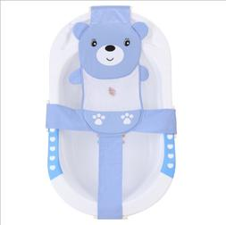Infant Newborn Toddler Tub Sling Baby Bath Seat Shower Bathi