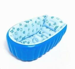 Movker Inflatable Baby Bathing Tubs and Seats,Baby Aerated B