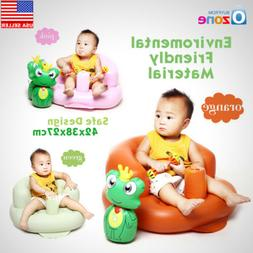 Inflatable Baby Sofa Toddlers Sit Me Up Stool Training Seat