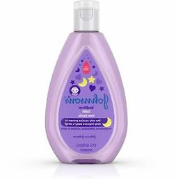 JOHNSON'S Tear-Free Bedtime Baby Bath with Soothing NaturalC