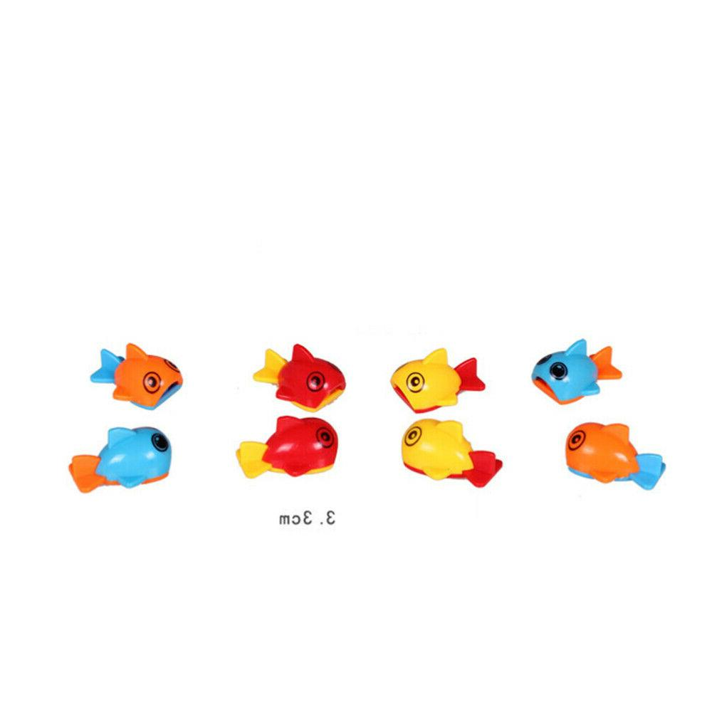 1 Set Toy Fishing Game Baby Toys Fishing Toys for