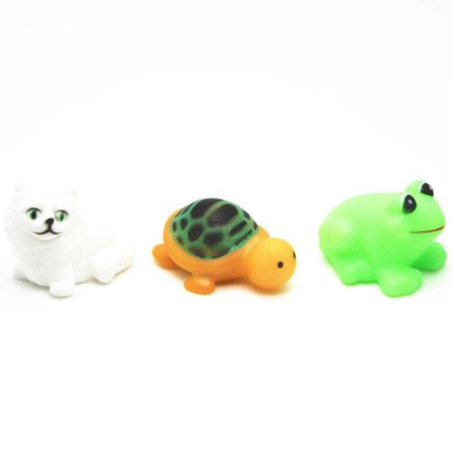 13Pcs Cute Float Wash Bath Toys