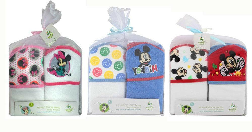 2 pack mickey and minnie mouse baby