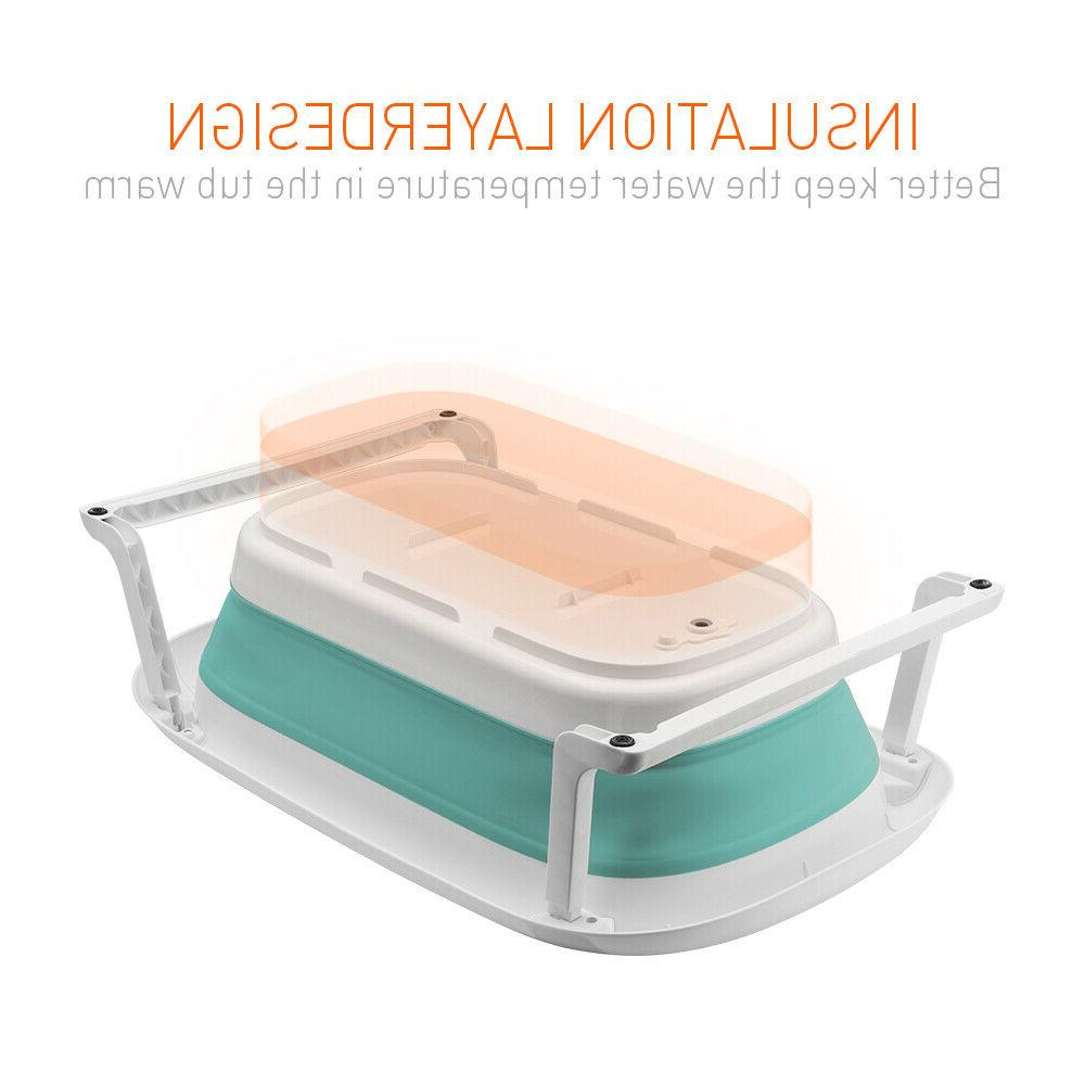 3-in-1 portable Collapsible Foldable Infant Shower