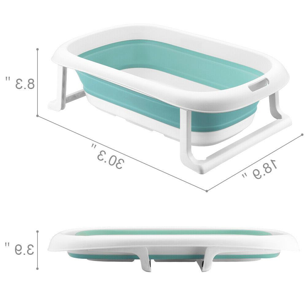 3-in-1 BathTub Collapsible Foldable Shower