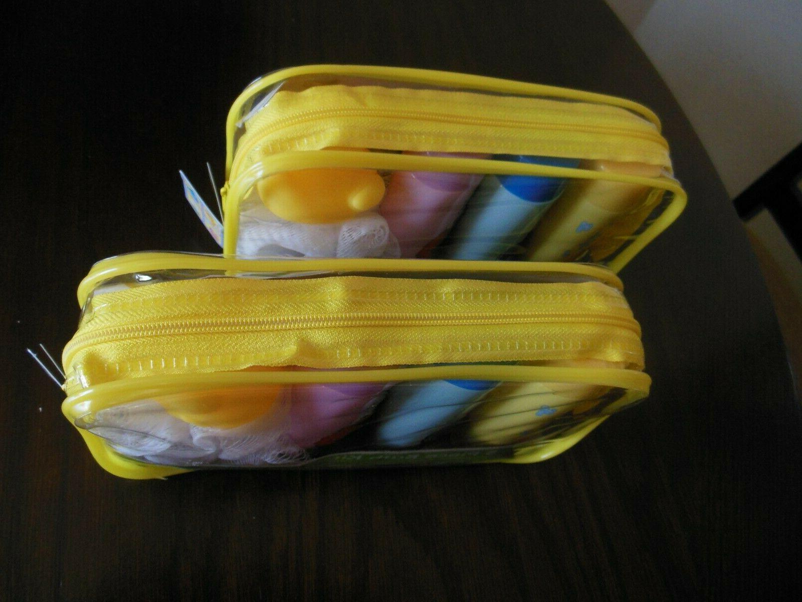 5-Piece Travel * Lot - of -2 *{{ }} * ** Shipping