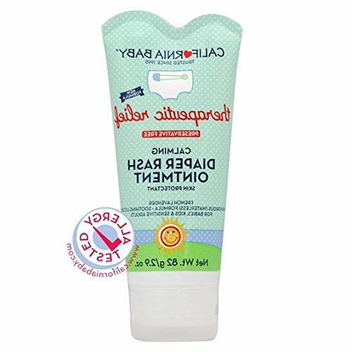 California Baby Diaper Rash Ointment Calming