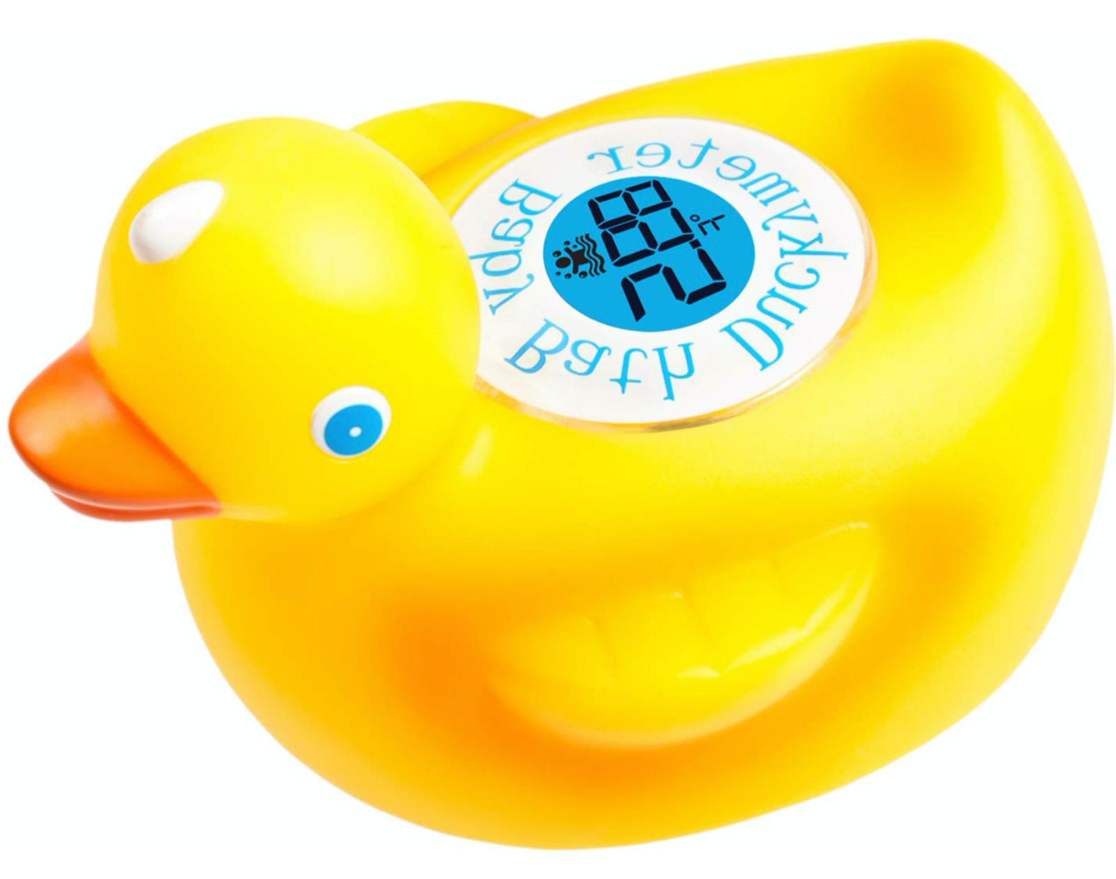 Duckymeter, the Baby Bath Floating Duck Toy and Bath Tub The