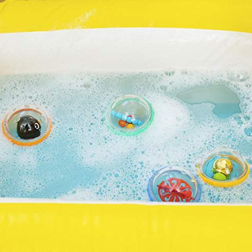 Munchkin and Bubbles Bath Toy, Count