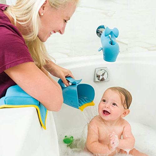 Skip Moby Tear-Free Waterfall Rinser Cup,