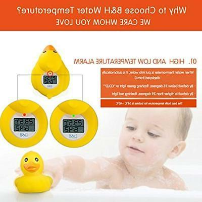 """B""""h Baby Thermometer, Safety Temperature"""