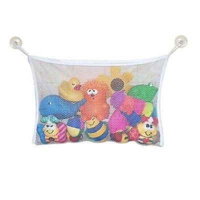 Toddlers Baby Bath Bathtub Toy Mesh Net Storage Bag Organizer