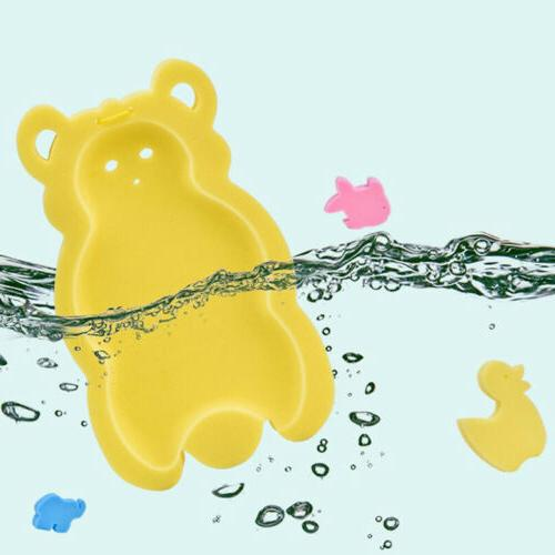 Baby Bath Cushion Non-Slip Sponge Mat Soft Foam