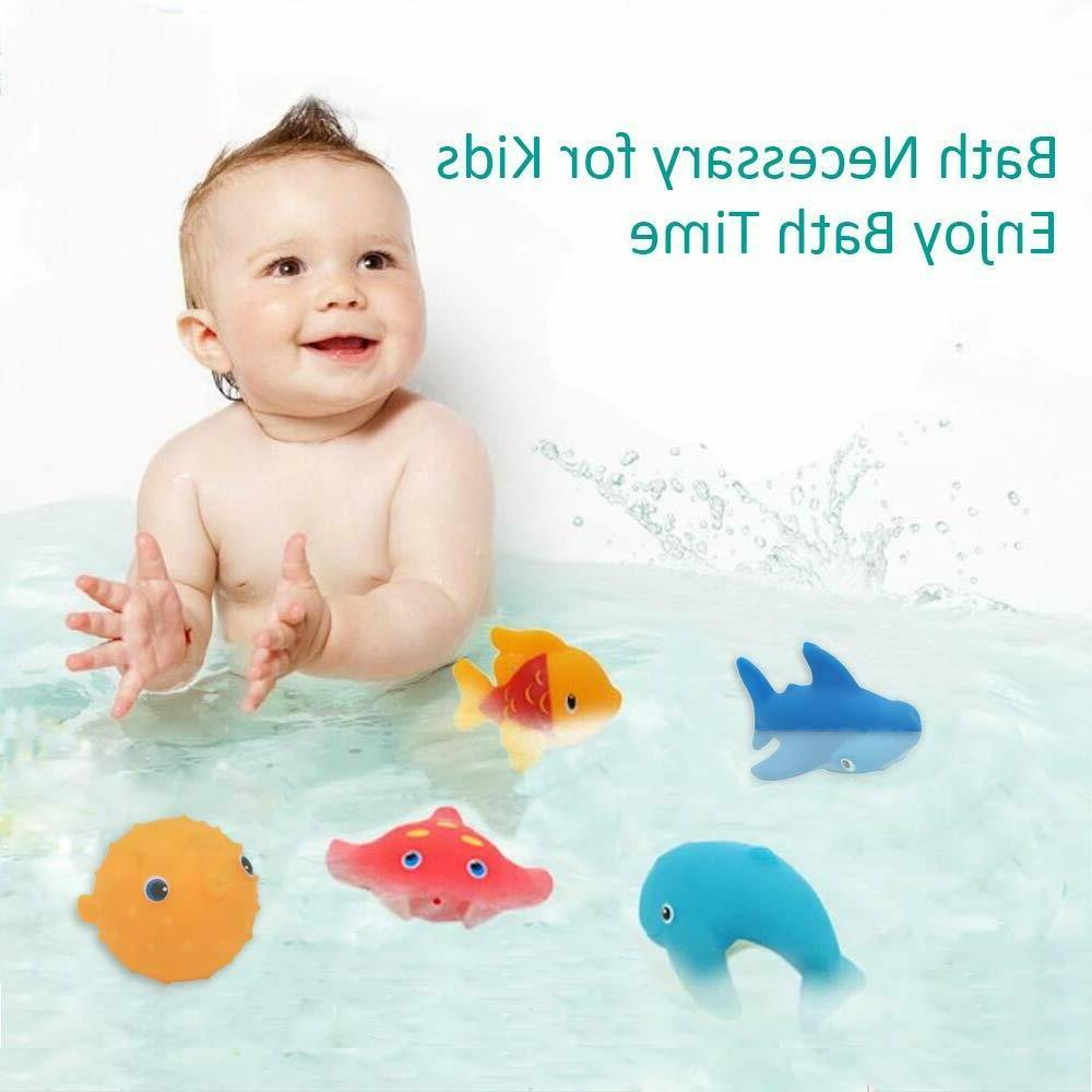 Baby Bath Toddlers Tub Animals Infant Assorted