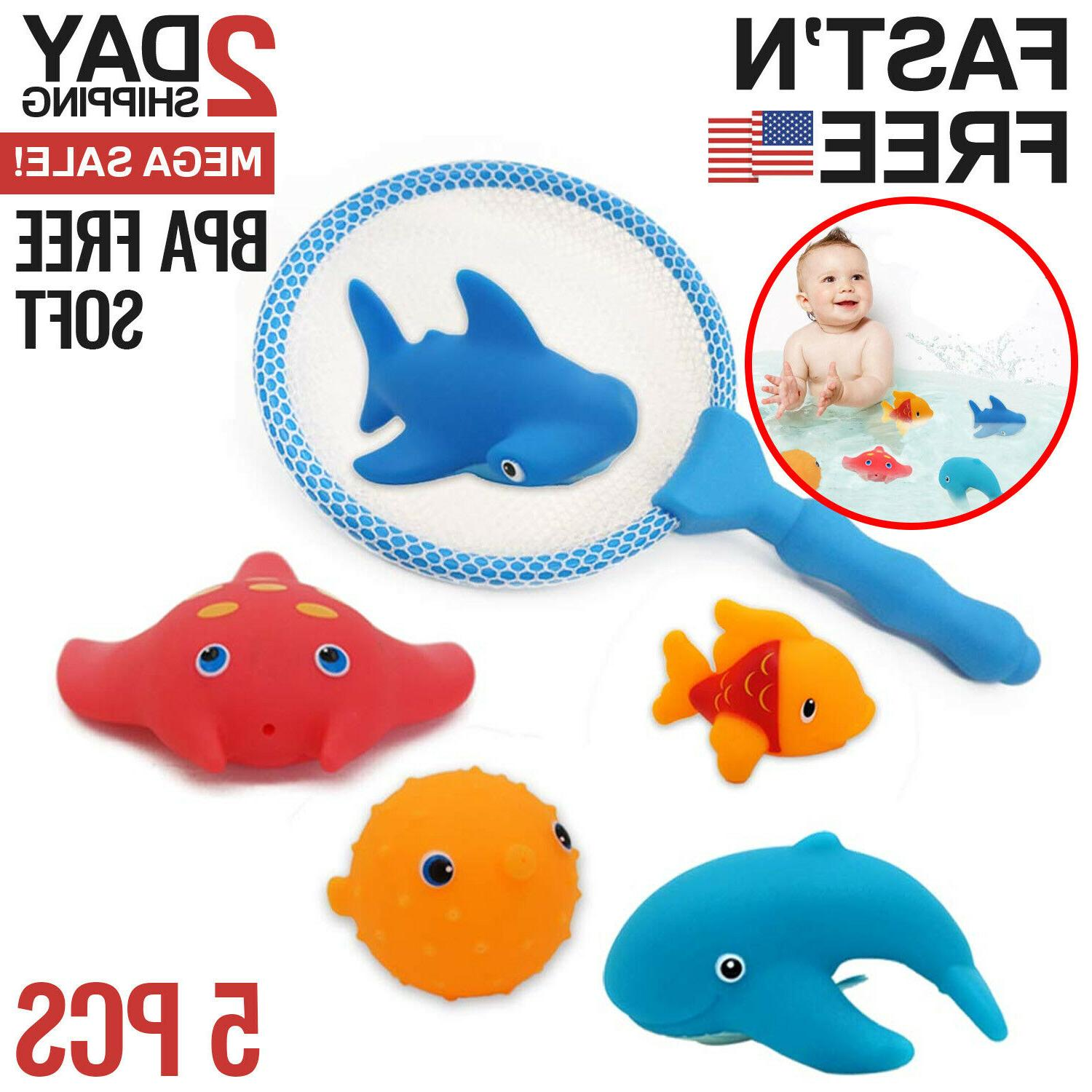 baby bath toys for toddlers tub animals