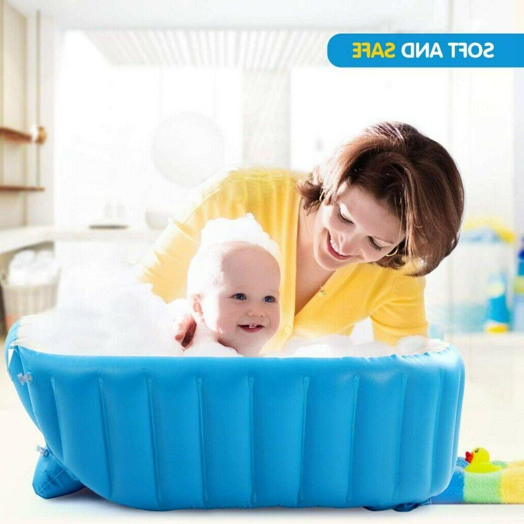 Baby Inflatable Portable Bathing For Toddler