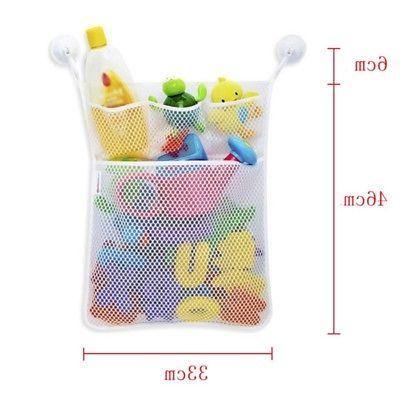 Baby Toy Mesh Bag Organizer Holder Bathroom