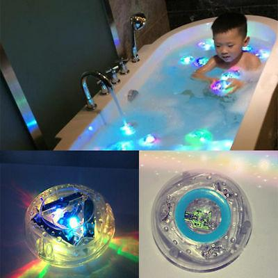 baby kids waterproof led light toys in