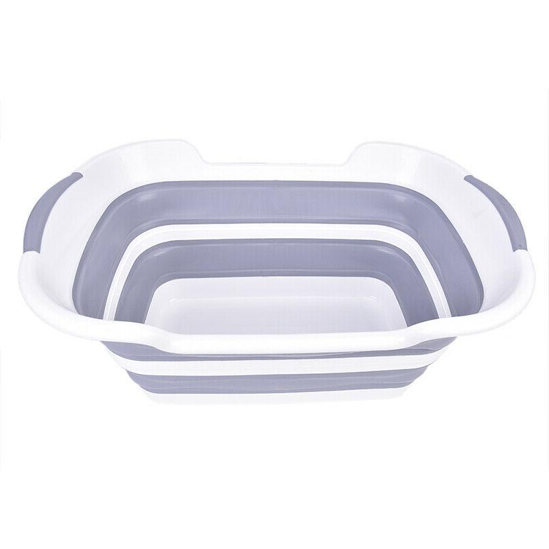 BabyShower Silicone Pet BathTub Folding
