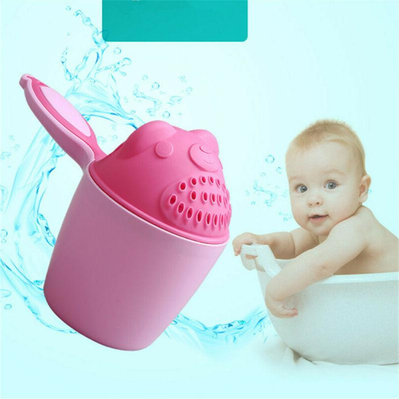 Baby Spoon Bath Water Swimming Shampoo Child Products US