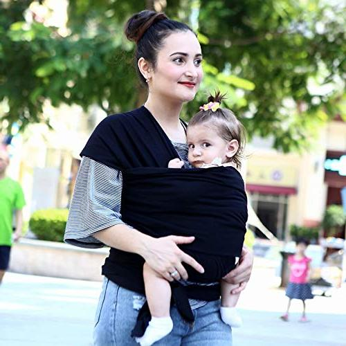 Squeeque - Sling for Newborns Wrap Breathable Hipseat Breastfeed Birth Cover