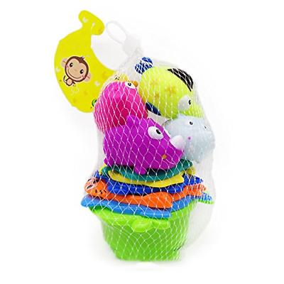 Little Bathtub Toys to 12 Cups for Baby