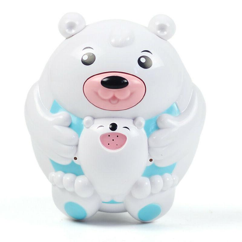 Bath And Water Spray Bear For Toddlers Fun
