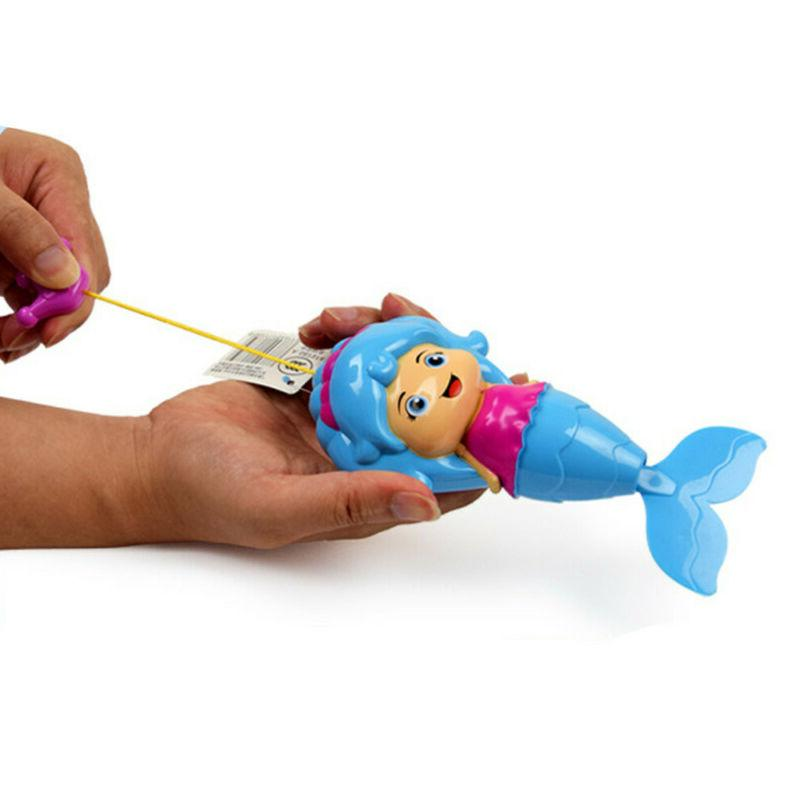 Bath Fun Swimming Baby Wind Up Toy for Kids