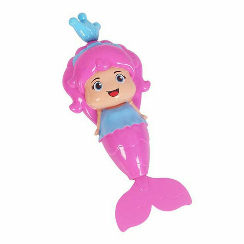 Bath Tub Swimming Baby Wind Up Water Toy for Kids