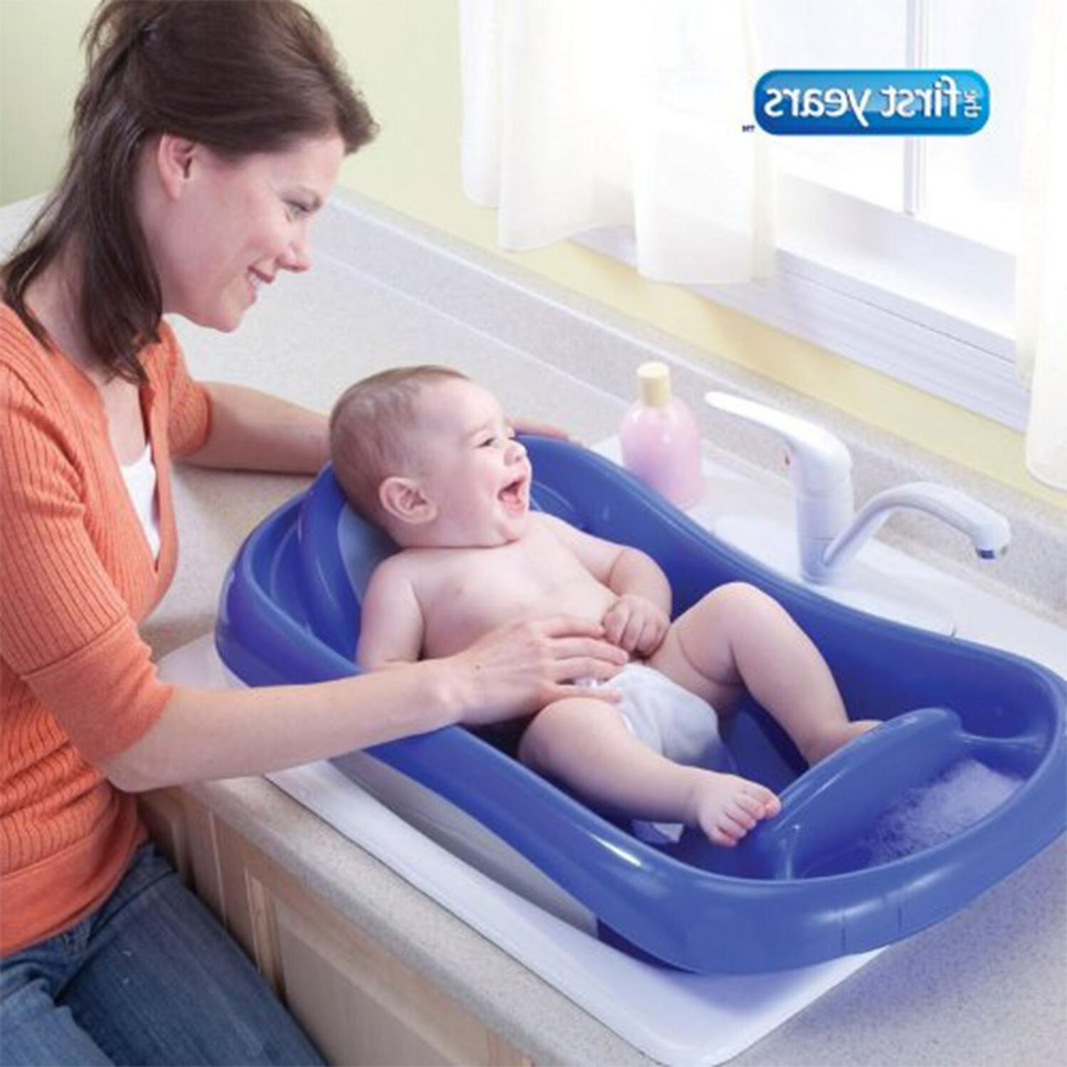 Baby Infant Bath Tub Safety Spa Toddler