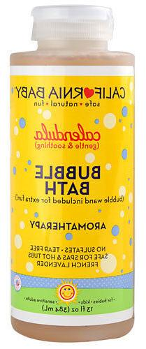 California Baby Bubble Bath - Calendula - 13 oz