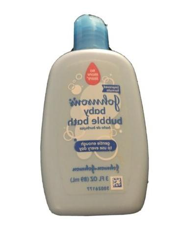 Johnson's Baby Bubble Bath & Wash, 15 Fl. Oz