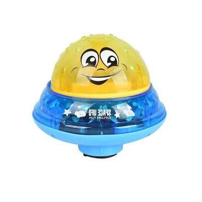 2in1 Baby Spray Water Bath Toy Automatic Induction Sprinkler