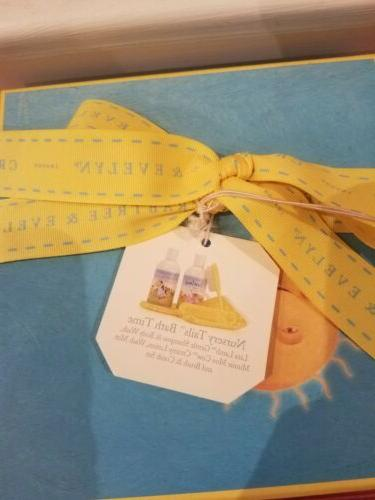 Crabtree & Tails Time Baby Kids Gift