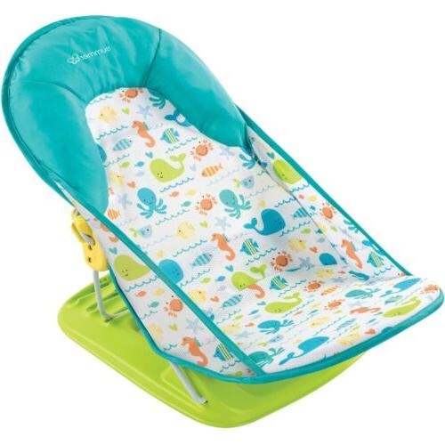 Summer Infant Deluxe Bather Bath Sling Whalin'