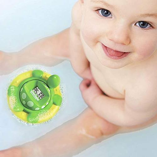 AQUATOPIA Floating Safety Bath – beeps hot too cold