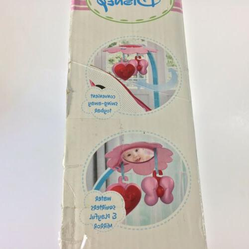 Disney Minnie Summer Infant Baby Girl Deluxe Folding Bath Seat