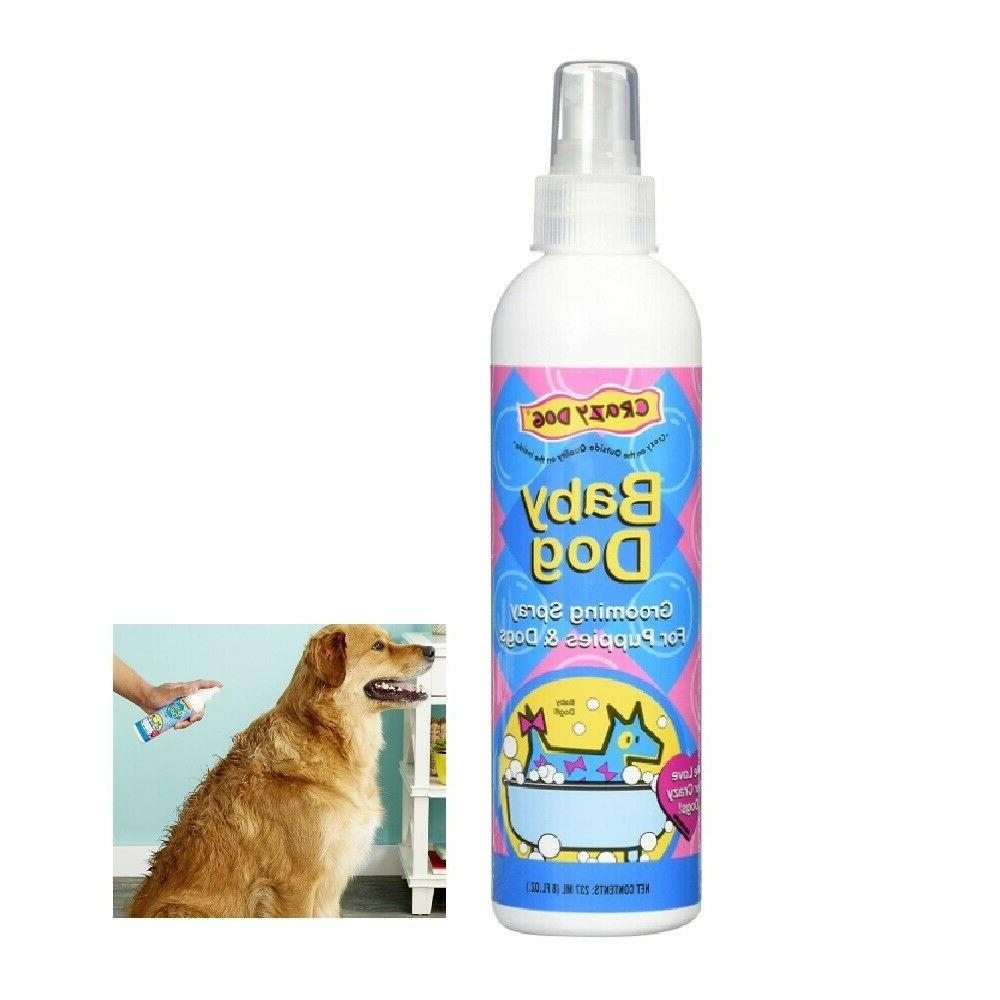dog oatmeal shampoo for smelly dirty dogs