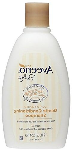 Aveeno Baby Gentle Conditioning Shampoo - Lightly Scented -