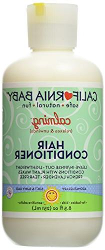California Baby Hair Conditioner - Calming - 8.5 oz