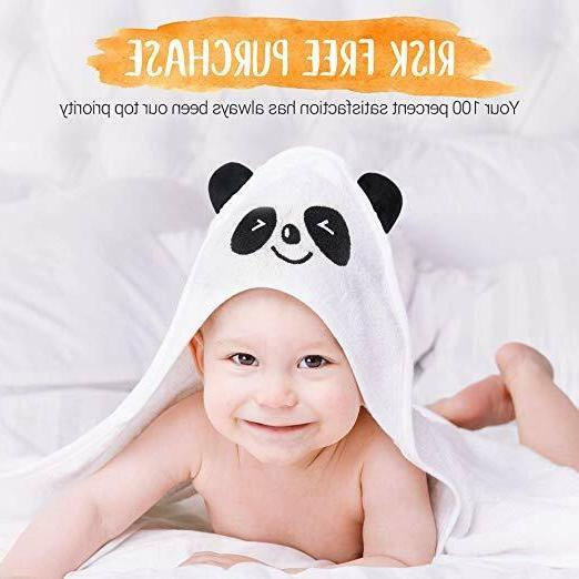 Hooded Baby Towel Organic Design Towels for Baby an