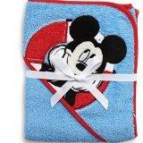 Disney Baby Hooded Towel Mickey Mouse NEW