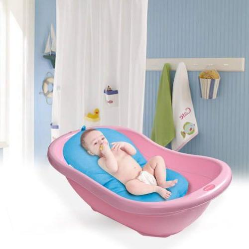 Infant Baby Pillow Bathtub Ship