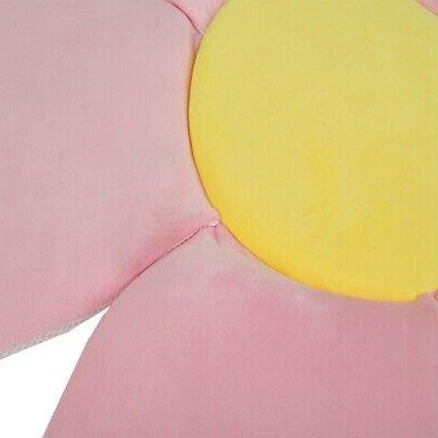 Pink Bath Toddler Petal Pad Support Mat