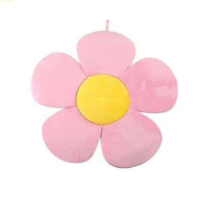Baby Toddler Bath Safety Foldable Soft Flower Petal Bathtub Mat
